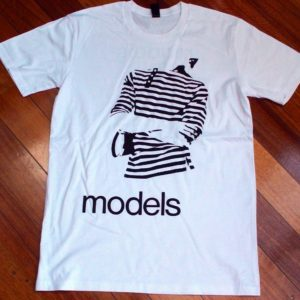 Models 2015/16 Summer Tour t-shirt