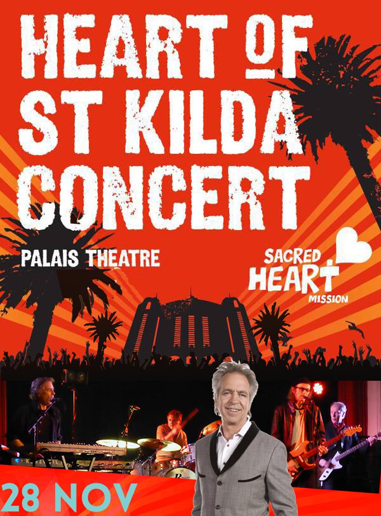 Heart of St Kilda Concert 2017
